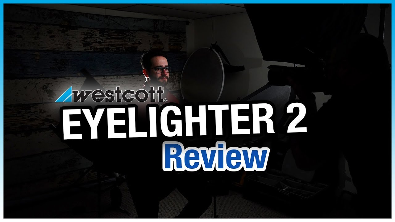 Westcott Eyelighter Reflective Panel – Eyelighter 2 Review