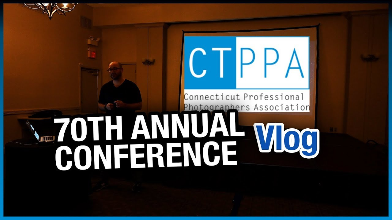 CTPPA 70th Annual Conference – Vlog