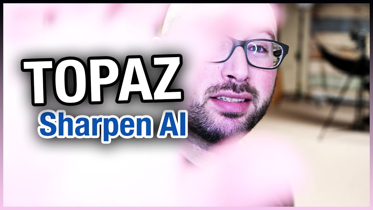 Sharpen Photos with Artificial Intelligence – Topaz Sharpen AI