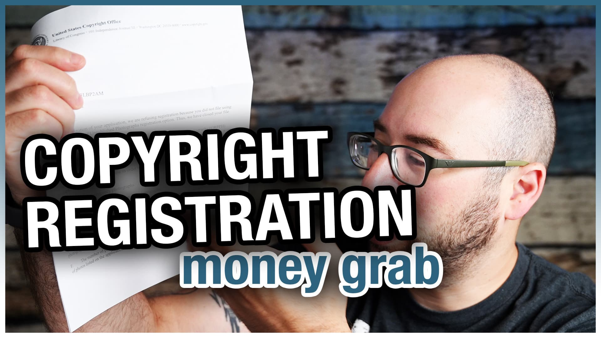 Copyright Registration – A Photographer's Nightmare?