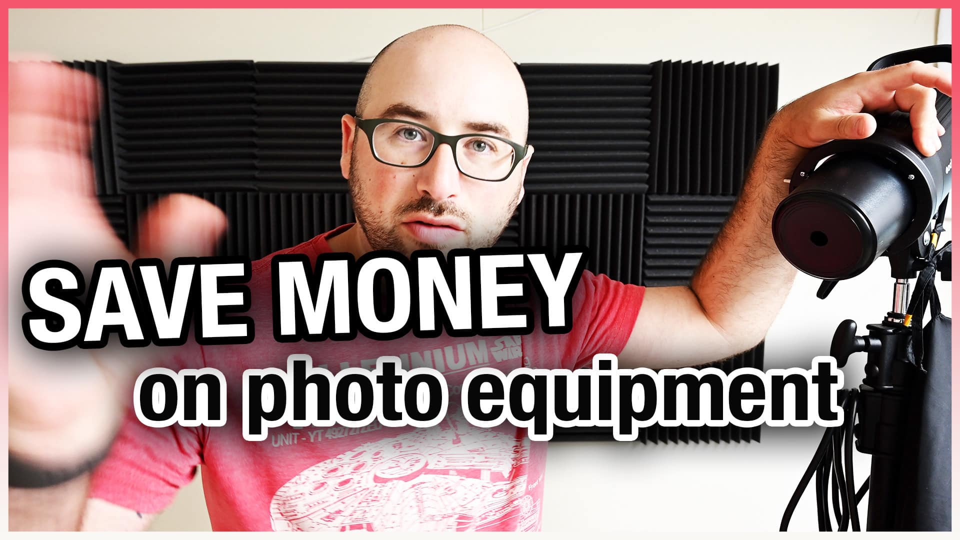 How To Save Money – Photography & Camera Equipment