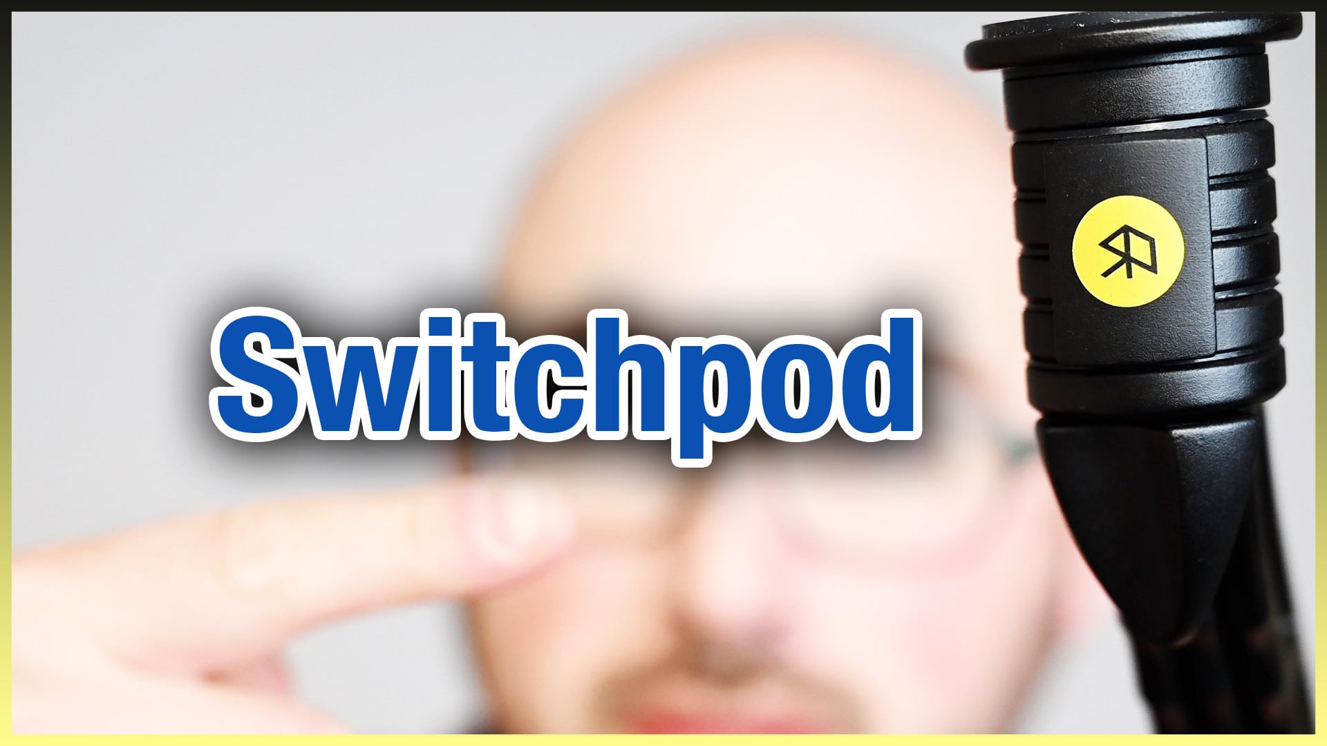 Switchpod Review – Better than a GorillaPod?