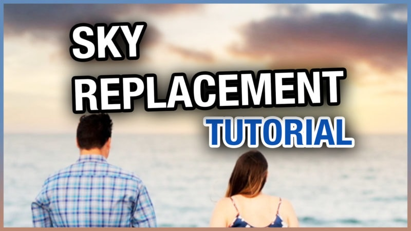 The Easiest Way to Replace a Sky